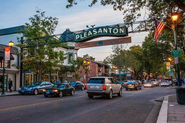 Pleasanton The Gorgeous City.