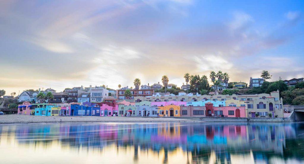 Santa Cruz California The Coastal City.