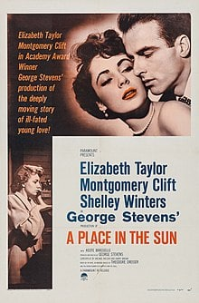 220px A Place In The Sun 1959 Reissue Poster