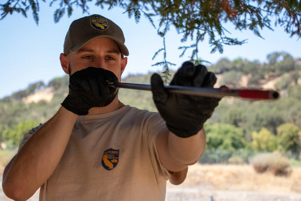 Why are blowguns illegal in California