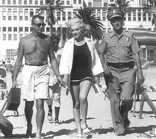 Marilyn Hotel Coronado SD History Center Twitter 500x445 1