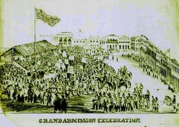 Admission Grand Celebration