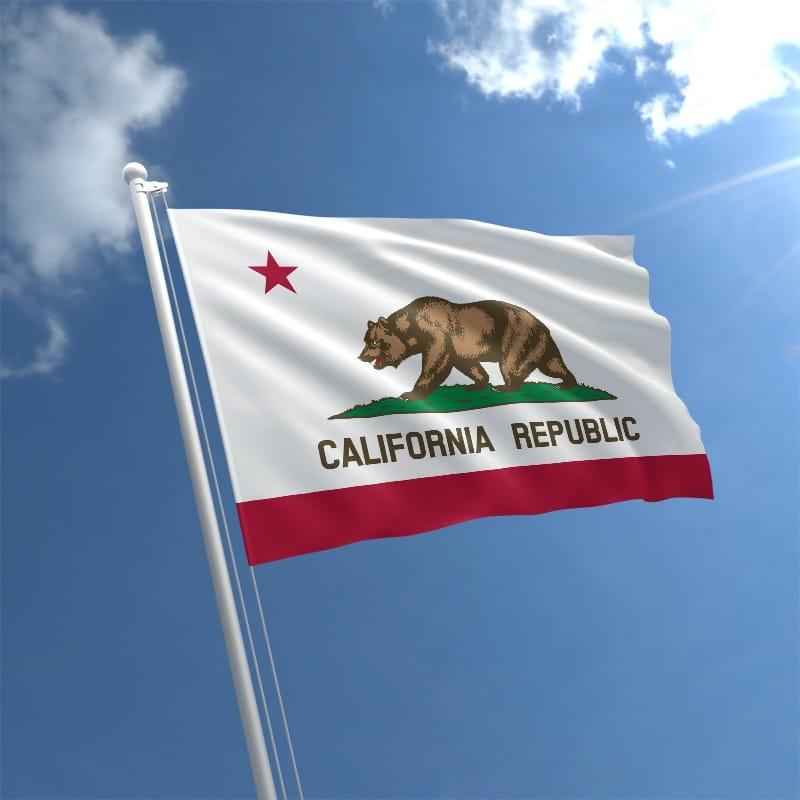California Flag Std 1