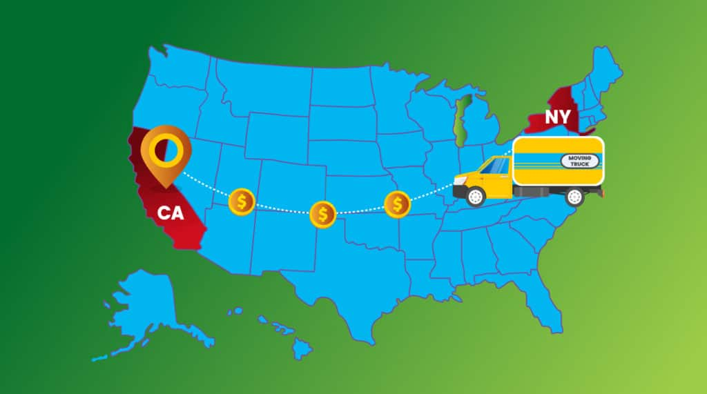 13. How Much Does It Cost To Move From New York To California Budhha 1024x571