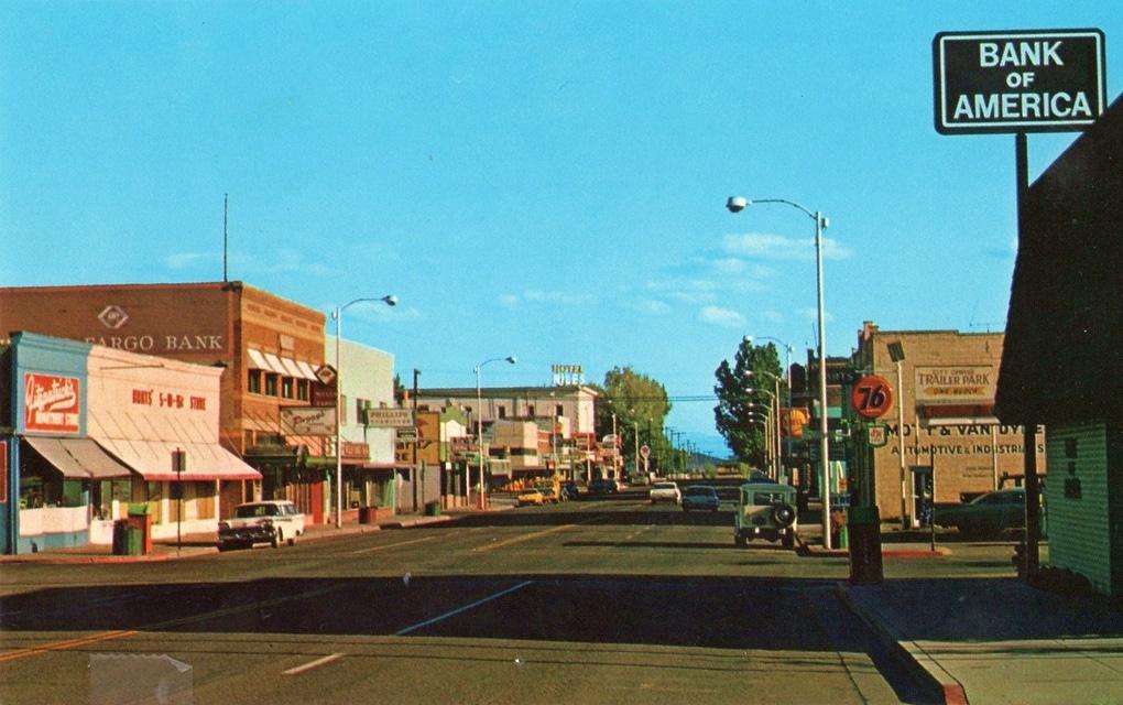 Alturas California 1975