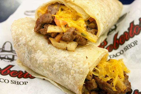 Burrito California 8803
