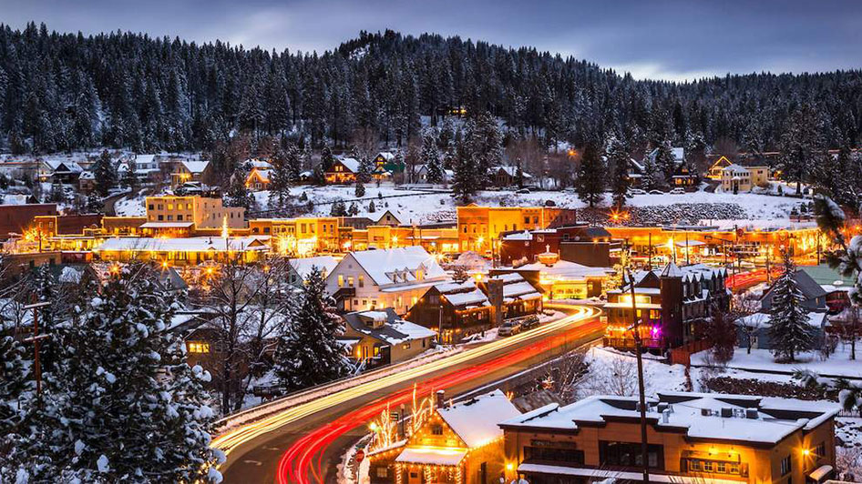 Truckee Downtown FEATURE