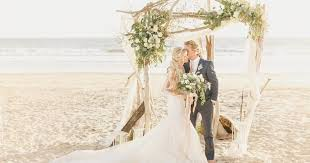 How much does a beach wedding cost in California