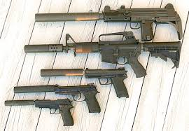 How to get a silencer in California